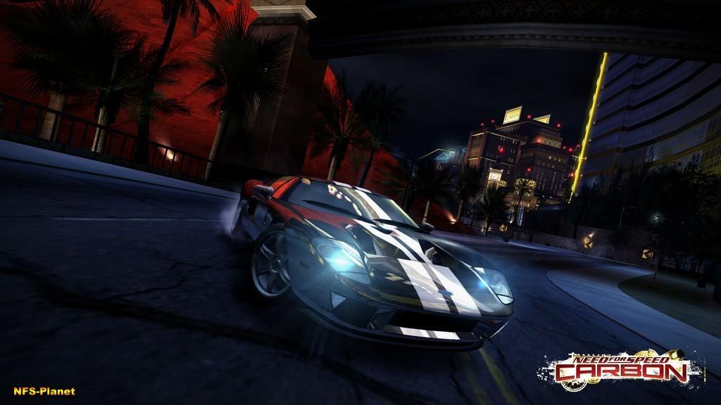 NFS Carbon патч 1.4 СКАЧАТЬ - NFS - Мир Need For Speed. бланк
